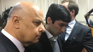 Михаил Доломанов и Руслан Шамсуаров