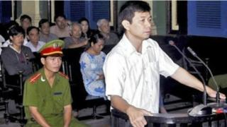 Bản án đối với ông Trần Huỳnh Duy Thức là bản án nặng nề nhất từ trước đến nay đối với giới bất đồng chính kiến
