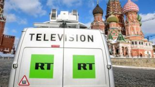 Russia Today, devlet yayın organı RIA Novosti'nin yan kuruluşu