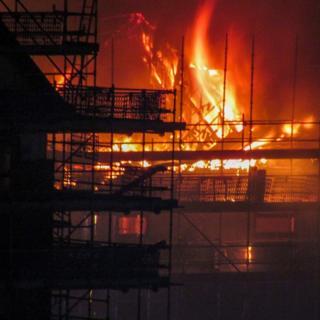Pollokshaws fire