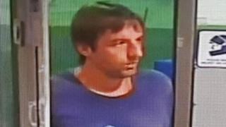 Met Police suspect