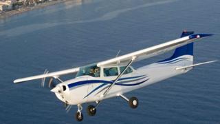 Cessna 172 можно перегнать через Атлантику - было бы желание заказчика