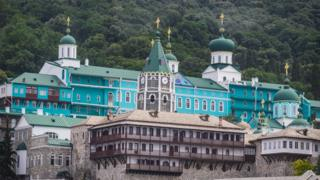 пантелеймонов монастырь