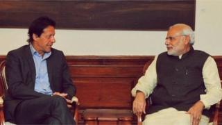 भारत-पाकिस्तान, इमरान ख़ान, नरेंद्र मोदी