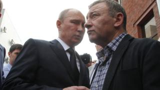 FinCEN Files: Sanctioned Putin associate 'laundered millions' through Barclays thumbnail