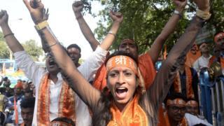 हिंदुत्व की राजनीति