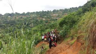 Mafuriko DRC
