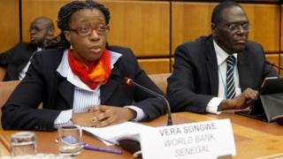 Vera Songwe ndiye mwanamke wa kwanza kuteuliwa kama Katibu Mkuu wa Tume ya Uchumi barani Afrika (ECA)