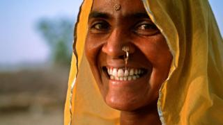 Indian Woman