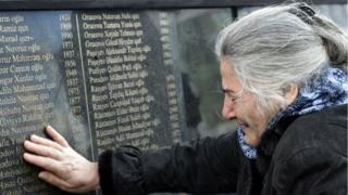 Aniversario de la masacre de Jóyali n Karabaj en 1992