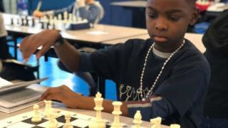 Tanitoluwa Adewumi di refugee wey be New York state chess champion