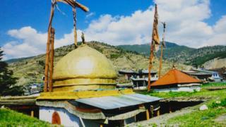 चन्दननाथ मन्दिर