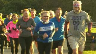 Park Run, Temple Newsam Park