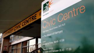 Haringey Council offices