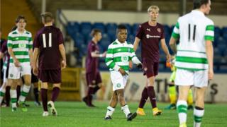 Karamoko Dembele. PIC ONLY TO BE USED ONCE