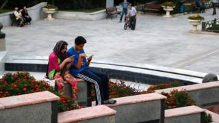 İran yerli internet ağı