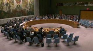 جلسه شورای امنیت