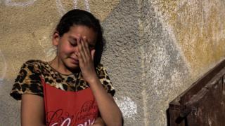 Filistinli kız