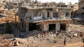 درعا السورية
