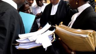 Abashingwamanza muri Nigeria