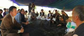 آمادگی برای برگزاری جشنواره فرهنگی سمنگان