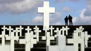 Кладбище на Фолклендах