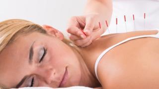 علاج الإبر