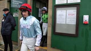in_pictures Jockey