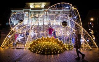 Новый год в Польше