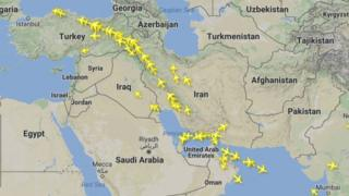 پروازهای قطر