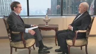 شبکه فاکس نیوز میگوید مشروح گفتگوی خود با وزیرخارجه ایران را روز یکشنبه پخش خواهد کرد
