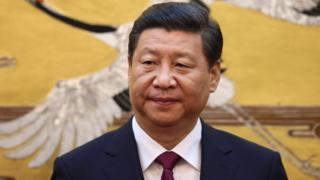 ચીનના રાષ્ટ્રપિત શી જિનપિંગનો ફોટોગ્રાફ