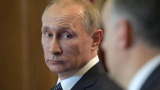 Путин не верит доказательствам, которые привели эксперты ВАДА