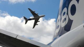 A380 plane