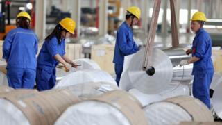 کاهش رتبه اعتباری چین