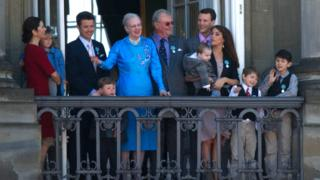 Королевская семья Дании