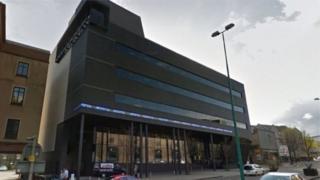 Alliance Trust building