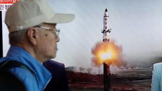 یونهاپ در سئول ، پایتخت کره جنوبی، خبر آزمایش کره شمالی را اعلام کرد