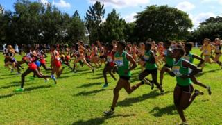 Athletics - IAAF World Cross Country Championships - Senior Race Women - Kololo Independence Grounds, Kampala, Uganda - 26/03/17