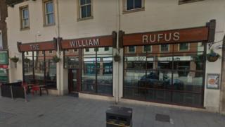 , Coronavirus: Carlisle Wetherspoon pub The William Rufus shut