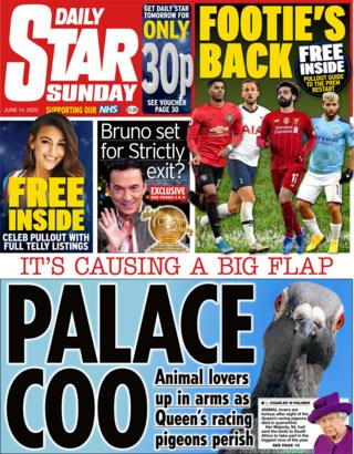 Daily Star 14 June