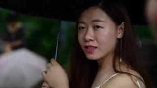 Mercado de matrimonios en Shanghái