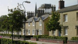 Railway Village