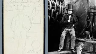 'Selfie' by Isambard Kingdom Brunel