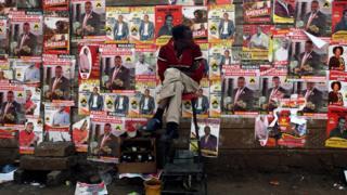 Kwiyamamariza amatora yo mu kwezi kw'umunani muri Kenya bitangura icese uno munsi