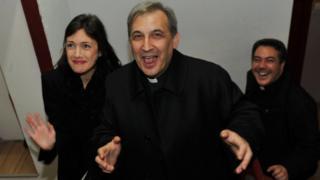 Monsignor Lucio Angel Vallejo Balda