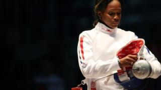 Лора Флессель-Коловиц, олимпийская чемпионка по фехтованию