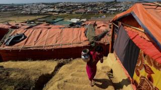 اردوگاه تانخالی در بنگلادش