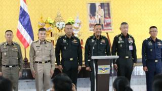 กองบัญชาการกองทัพไทย นะครับ