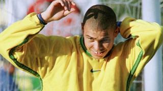 Ronaldo en 1999.